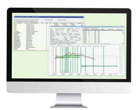 Compost plant management software